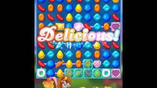 Candy Crush Friends Saga Level 813 - NO BOOSTERS 👩👧👦 | SKILLGAMING ✔️