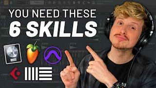You Need These 6 Music Production Skills (FL Studio 20, Ableton Live, Logic Pro X)