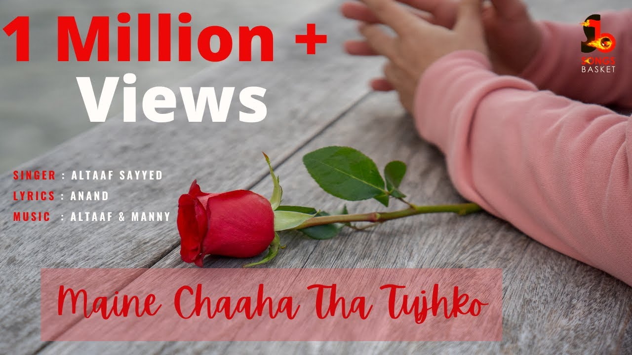 Maine Chaaha Tha Tujhko | Altaaf Sayyed | Anand | Altaaf & Manny | Latest Hit | Hindi Love Song