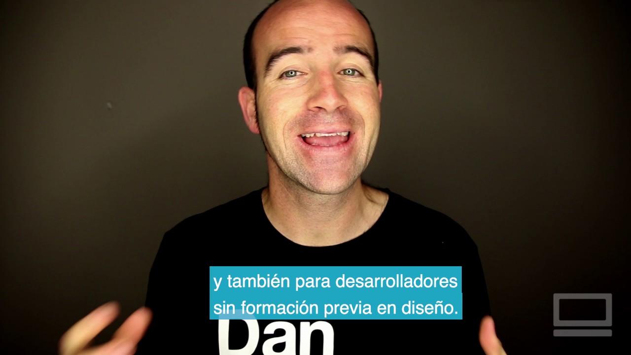 Cómo diseñar una Website en PhotoShop CC [Spanish Subtitles]