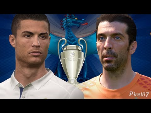 PROMO: JUVENTUS VS REAL MADRID | CHAMPIONS LEAGUE FINAL 3.06.2017 | FIFA 17 REMAKE - Pirelli7