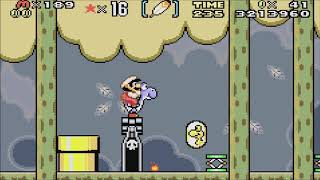 Super Mario World: Super Mario Advance 2 (GBA) - Special 7 - Outrageous (Gameplay/Walkthrough)