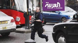 صور من هجمات لندن أمام البرلمان 02