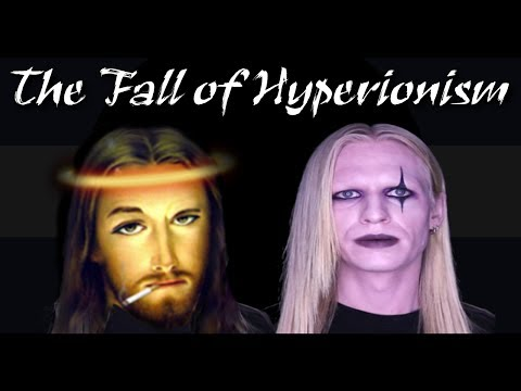 The Fall of Hyperionism (Re: Science is the new Irrational Religion)