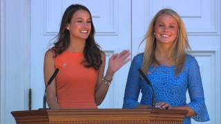 Class of 2014 Honored at UVA Valediction
