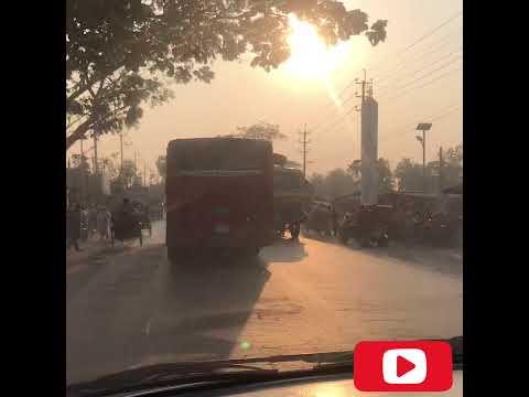 BANGLADESH A BRTC BUS