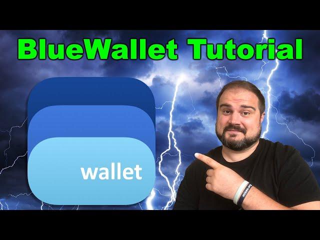 BlueWallet Tutorial: A Sleek Bitcoin Lightning Network Wallet for Mobile!