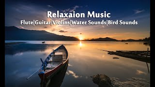 Relaxation Music: Flute | Guitar | Violins, Water Sounds, Bird Sounds Vol. 2 By Ramil Raphael