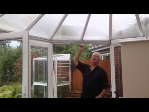 Renovating a tired Conservatory