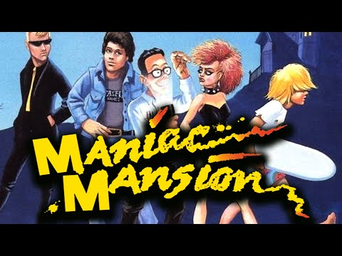 Maniac Mansion: The Most Influential Game with Disembodied Tentacles