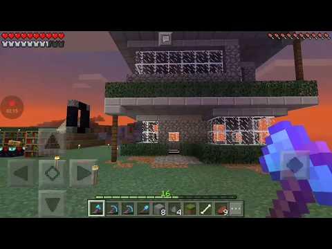 ESTE JUEGO ME RECUERDA MI INFANCIA-Minecraft PE-Nefi 56