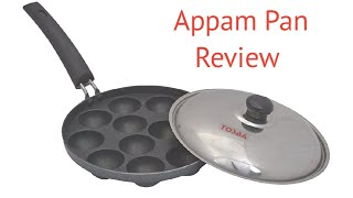 Unboxing and review Tosaa Appam Pan Review Pan review non stick appam patra