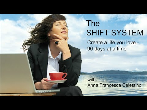 THE SHIFT SYSTEM - FREE WEBINAR