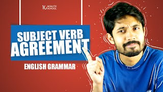 01. English Grammar - Subject Verb Agreement