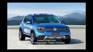 Volkswagen Taigun Concept 2012 Videos