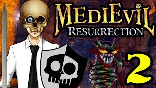 Lets Play: Medievil Resurrection Part 2