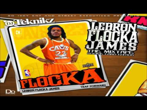 Waka Flocka Flame - Lebron Flocka James [FULL MIXTAPE + DOWNLOAD LINK] [2009]
