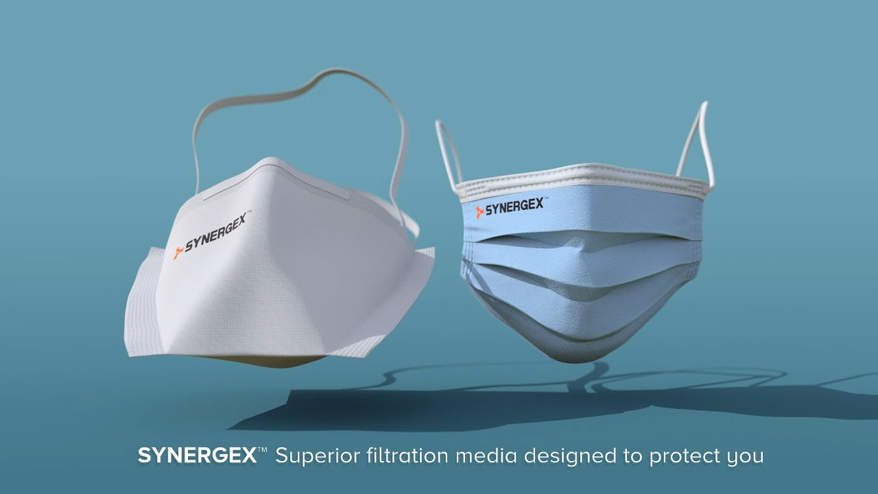 Berry Global | Synergex™ Superior Air Filtration Media