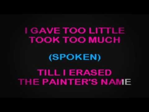 SC2324 02   Coe, David Allan   Mona Lisa Lost Her Smile [karaoke]