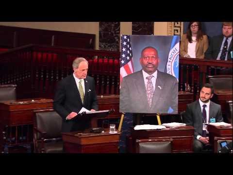 Senator Carper Highlights Important Work of FLETC Employee