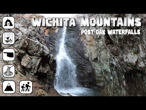 Wichita Mountains - Post Oak Waterfalls