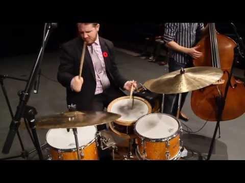 Winnipeg DrumTalk Festival 2012 - Curtis Nowosad