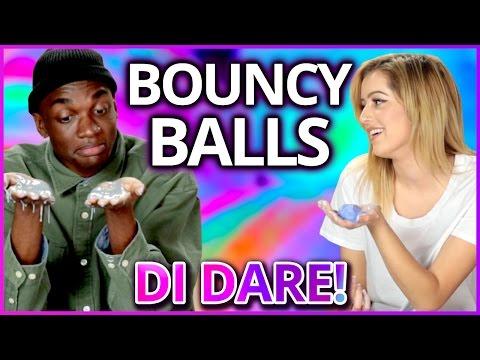 Diy Glow In The Dark Bouncy Ball