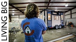 Building A Tiny House From Start To Finish