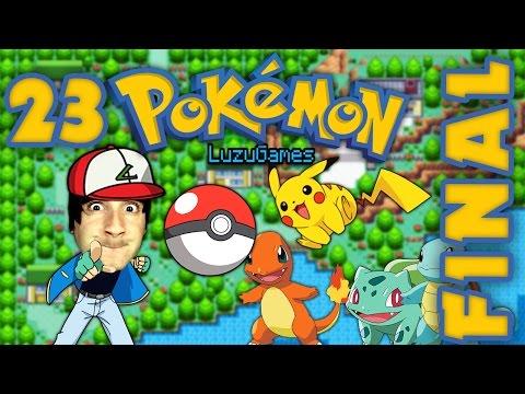 EL FINAL DE UNA EPICA AVENTURA - Pokemon #23 FINAL - [LuzuGames]