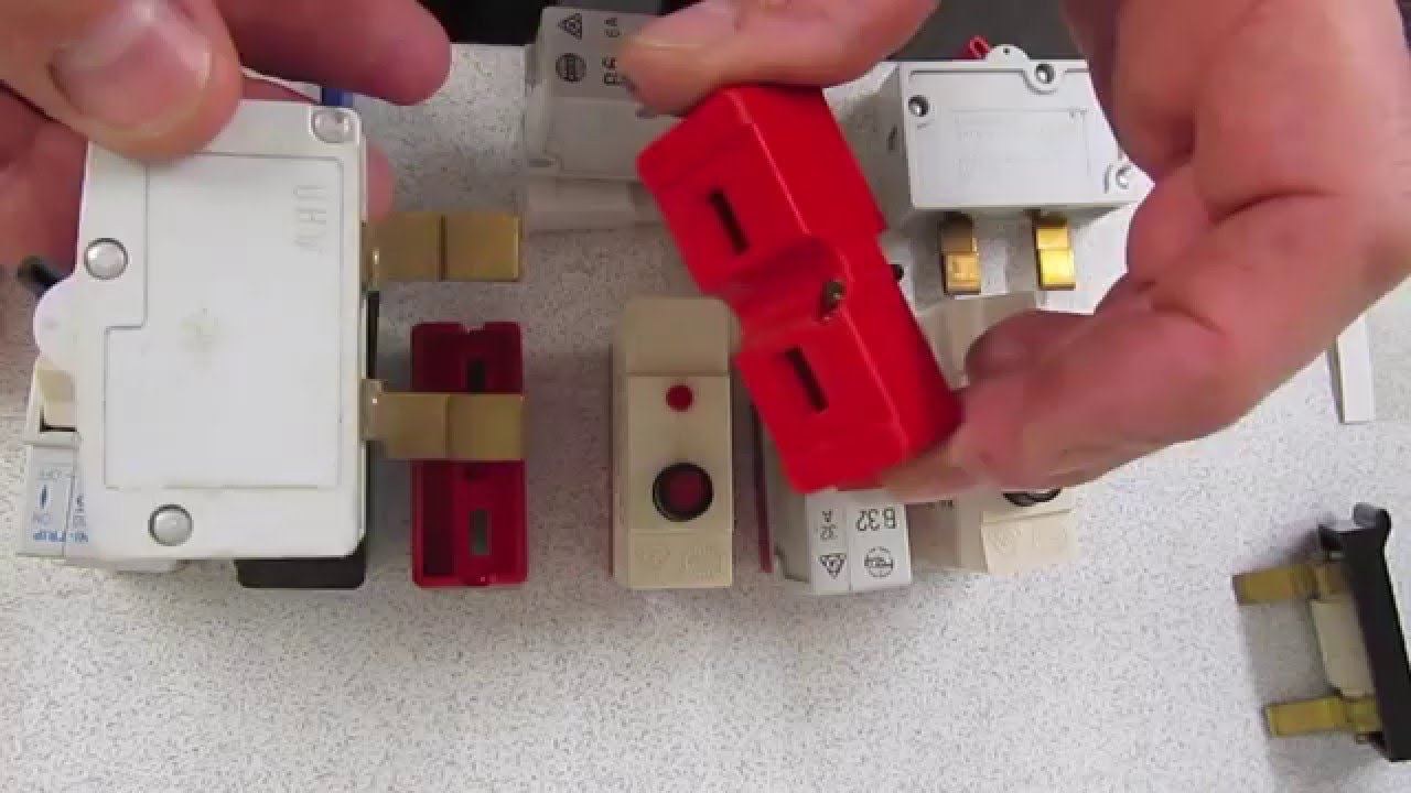 [ZHKZ_3066]  How to fit Wylex Push Plug in Circuit breakers Fuses - YouTube | Changing A Fuse In A Wylex Fuse Box |  | YouTube