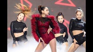 Chi Pu |MỜI ANH VÀO TEAM (❤️) EM - ĐOÁ HOA HỒNG | Chung kết The Face Vietnam 2018
