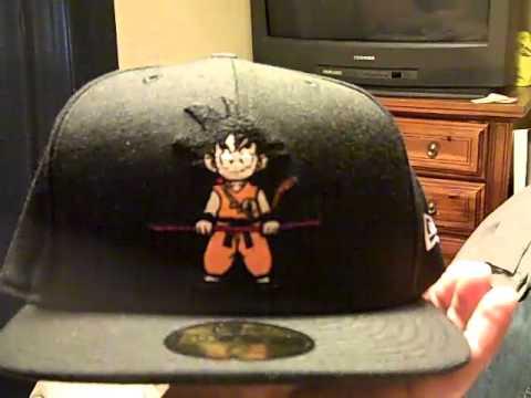 New Era Marvel Comics Dragon Ball Z Hat Collection - YouTube 865a9a6e64a
