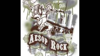 Aesop Rock- Anti Social *Lyrics*