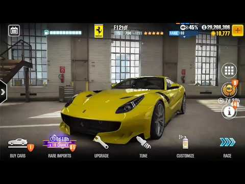 CSR2 - How to Get Match Lobby After You Got Mismatched Lobby?