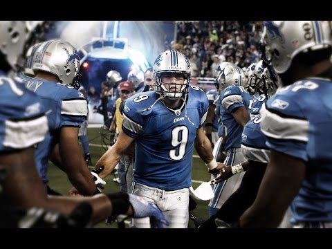 Matthew Stafford Highlights HD 2014-2015