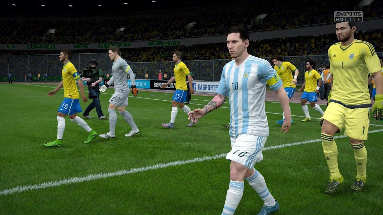 argentina vs brazil - photo #40