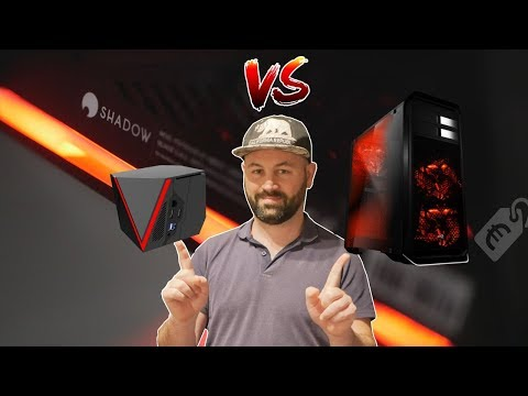 Boitier Shadow PC vs PC Gaming - Avantages ? [ Test Shadow Box ]