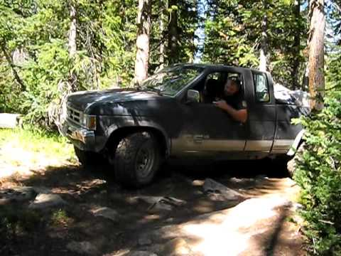 1991 Nissan D21 Hardbody Pickup Offroad Youtube