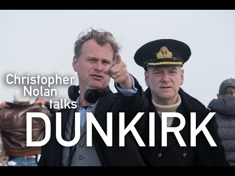 Christopher Nolan interviewed by Simon Mayo