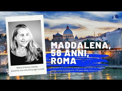 New Entry: Maddalena, 58 anni, Roma | Amori&Psiche Agenzia Matrimoniale