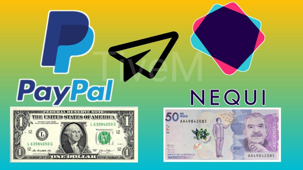 Conectar Paypal con Nequi (vincula tu cuenta)2021