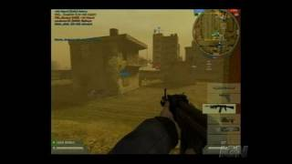 Battlefield 2: Special Forces PC Games Gameplay - Fun in