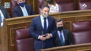 Abascal y Casado advierten a Sánchez de que los indultos los
