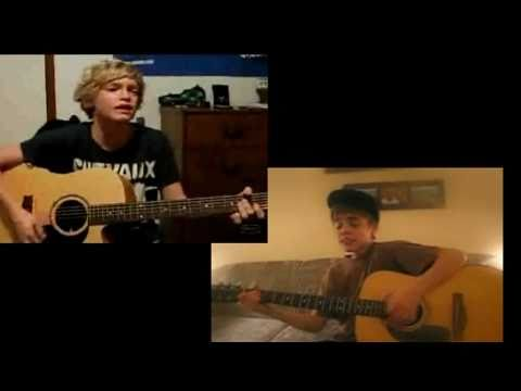 "Justin Bieber VS Cody Simpson ""Cry me a River"" - Official"
