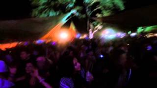 Sabo & Goldcap - Live @ Lightning In A Bottle 2015 (Favela Bar)