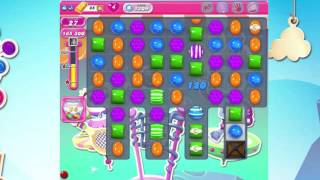 Candy Crush Saga Level 1208-1209-1210, NEW! Complete!