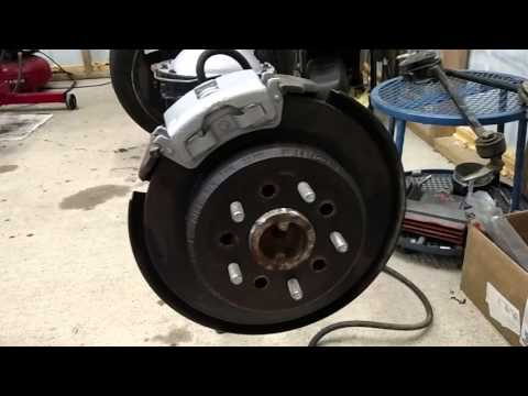 S10 v8 rear end