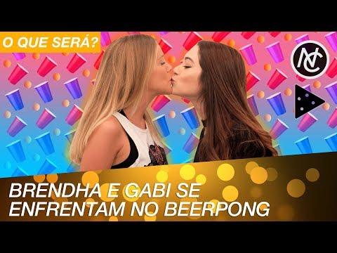 SELINHO NA BATALHA DE BEER PONG