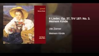 6 Lieder, Op. 37, TrV 187: No. 3. Meinem Kinde