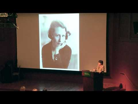 Eavan Boland Reads The Poems Of Edna St. Vincent Millay